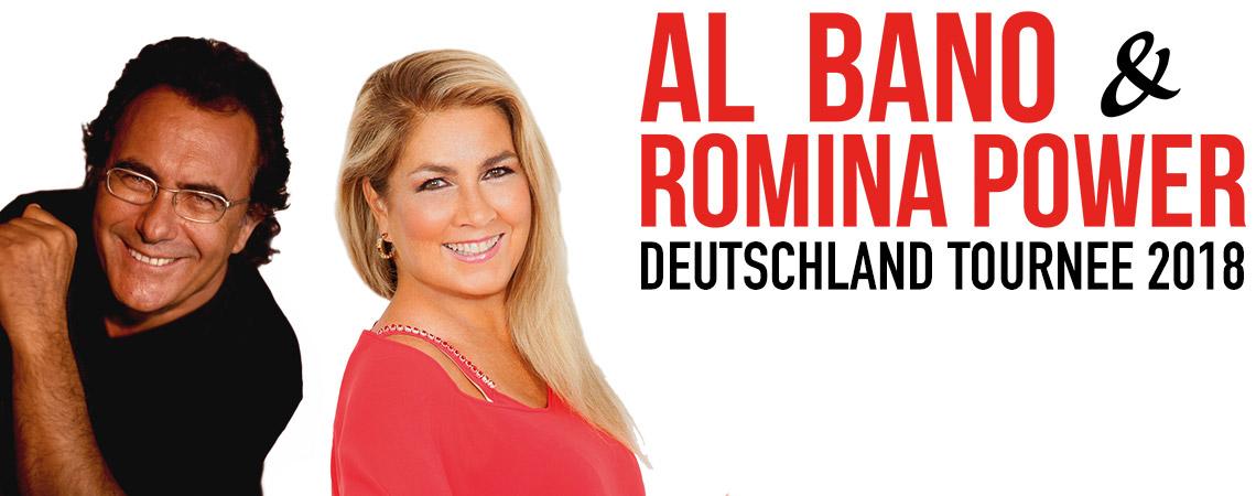 Albano E Romina Tour